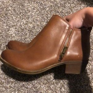 Lucy Brand Ankle Booties!